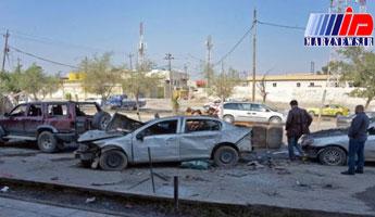 انفجار در استان صلاح الدین عراق/ چهار پلیس کشته شدند