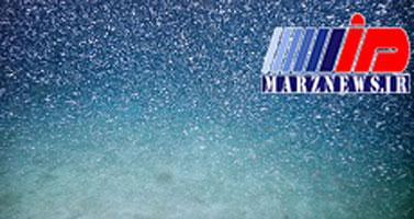 جمع آوری داده های مربوط به ذرات معلق آب خلیج فارس و دریای عمان