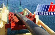 تكمیل عملیات لوله گذاری دریایی فازهای ٢٢ تا ٢٤ پارس جنوبی