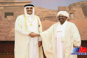 ائتلاف نانوشته قطر و سودان/ ریاض منزویتر میشود