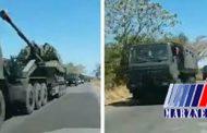 حرکت تانکهای ارتش ونزوئلا به سوی مرز با کلمبیا