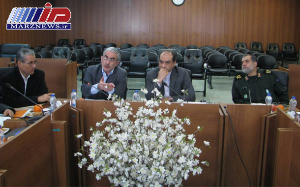 برگزاری چهارمین جلسه کمیسیون مرکزی پیشگیری از سرقت شورای امنیت کشور