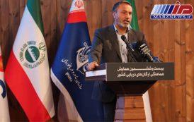 ایران در مسیر ۵ کریدور بینالمللی قرار دارد