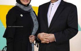 ازدواج خانم بازیگر با سخنگوی سابق وزارت خارجه +عکس