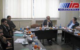 بررسی آخرین وضعیت حفاظت از اماکن و تأسیسات خطوط ریلی