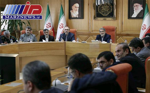 اختیارات کامل شوراهای تامین استان برای کنترل قاچاق در مرز و نواحی مرزی