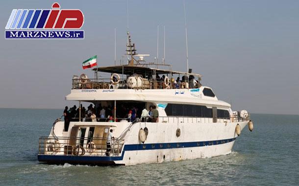 توسعه گردشگری دریایی در نوروز ۹۸