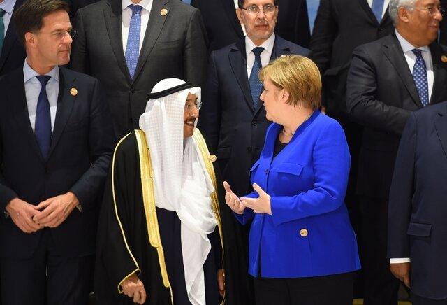 امیر کویت: نادیده گرفتن مساله فلسطین دلیل تنش در منطقه است