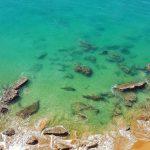 زیبایی های بندر و دریا