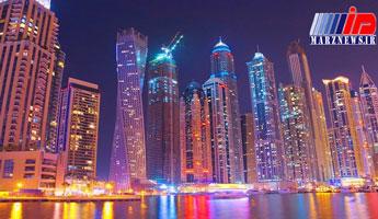 سقوط بی سابقه بورس دبی