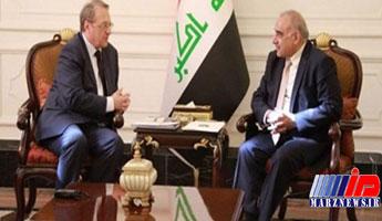دیدار فرستاده ویژه پوتین با نخستوزیر عراق