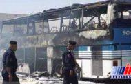 حمله تروریستی به اتوبوس حامل زائران در عراق