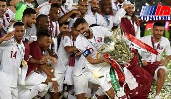 ماجرای پاداش نجومی امیر قطر به بازیکنان تیم ملی این کشور+تکذیب