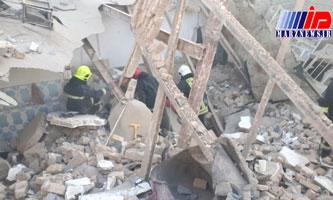 انفجار گاز در اردبیل سه کشته بر جا گذاشت