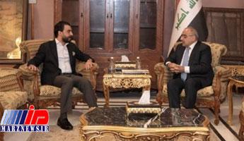نشست عبدالمهدی و الحلبوسی درباره تکمیل کابینه عراق
