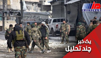 حقیقت درگیری میان نیروهای ایران و روسیه در سوریه