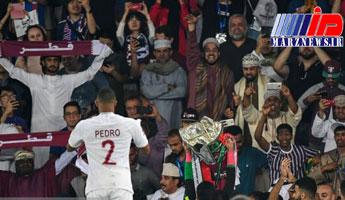 بازداشت یک اماراتی به دلیل حمایت از تیم ملی قطر!