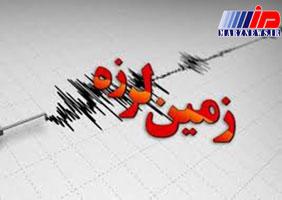 زلزله ۴ ریشتری در حوالی قصر شیرین