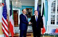 وزیران خارجه آمریکا و کویت با یکدیگر دیدار کردند