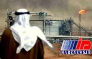 کاهش تولید نفت عربستان رکورد زد
