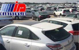 واردات ۳۴۰۰ خودرو از خرمشهر