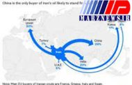 نقشه آمریکا برای صادرات نفت ایران