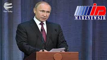 پوتین خواستار همگرایی بیشتر در اوراسیا شد