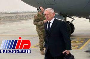 سفر سرزده وزیر دفاع آمریکا به کابل