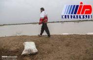 فوت یک نفر در سیلاب خوزستان