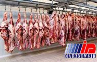 واردات گوشت گاو در اوج به هم ریختگی بازار نصف شد