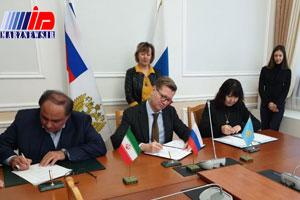 ایران، روسیه و قزاقستان یادداشت تفاهم تجارت گندم امضا کردند