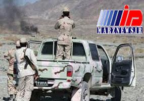 شهادت یک سرباز در درگیری با قاچاقچیان