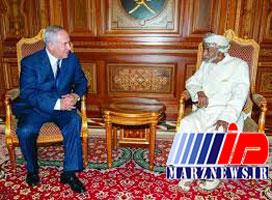 وزیر خارجه عمان با نتانیاهو دیدار کرد