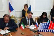 ایران، روسیه و قزاقستان توافقنامه تجارت گندم امضا کردند