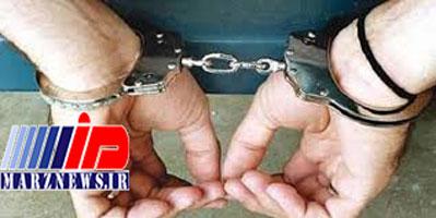 کشف راز یک قتل و دستگیری قاتل در دزفول