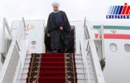 دکتر روحانی وارد شهر سوچی روسیه شد