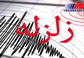 زلزله ۴.۱ریشتری حاجی آباد را لرزاند
