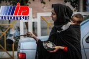 جولان گدایان مهاجر و وارداتی در اردبیل
