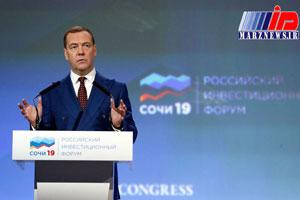 اقتصاد روسیه به اشکال مختلف به عوامل منفی پاسخ می دهد