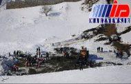 هشدار سقوط سنگ و بهمن در جادههای مازندران