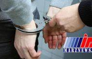 دستگیری آدم ربا در کمتر از ۳۸ ساعت در اهواز