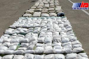 ۱٫۱ تن مواد مخدر در ایرانشهر کشف شد