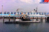 پیشرفته ترین زیردریایی بومی ایران به نیروی دریایی پیوست