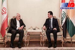 سیاست ایران توسعه روابط با اقلیم کردستان عراق است