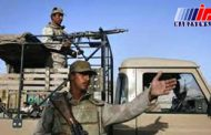 ۶ سرباز پاکستانی در نزدیک مرزهای این کشور با ایران کشته شدند