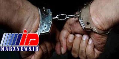 قاتل جوان ۲۱ ساله آملی دستگیر شد