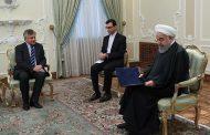 روابط ایران و عراق الگویی مثال زدنی در منطقه است