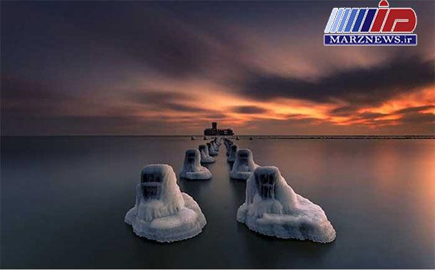 این دریا نمک ندارد +عکس