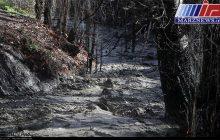 سیلاب به ۱۰۰ مکان در طرقبه و شاندیز مشهد خسارت زد
