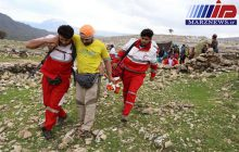 عملیات امدادرسانی به سیلزدگان خوزستان و لرستان ادامه دارد